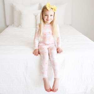 Posh Peanut Mary Long Sleeve Basic Loungewear