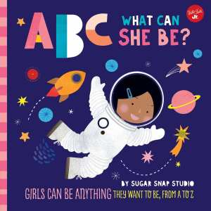 ABC What Can She Be? Book