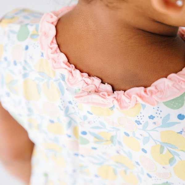 Magnetic Me Citrus Bloom Toddler Dress