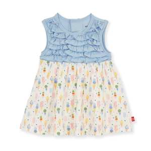 Magnetic Me Ice Ice Cream Baby Toddler Dress