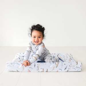 Posh Peanut Maverick Fitted Changing Pad Cover