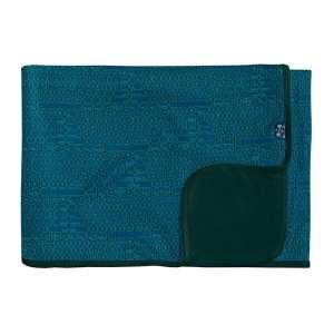 KicKee Pants Pine Keyboard Toddler Blanket