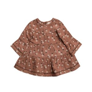 Quincy Mae Clay Ditsy Belle Dress