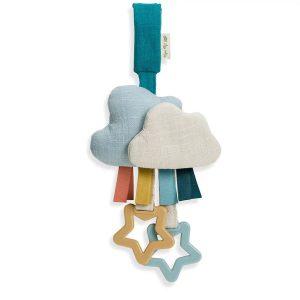 Itzy Ritzy Bitzy Bespoke Jingle Cloud Attachable Travel Toy
