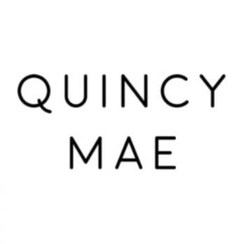 Quincy Mae Logo PeekaBoo Baby