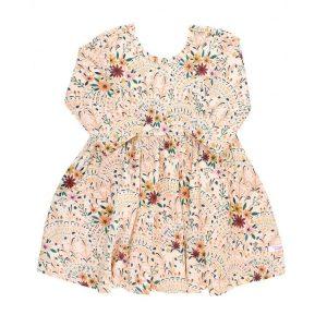 RuffleButts Lace is More Twirl Dress