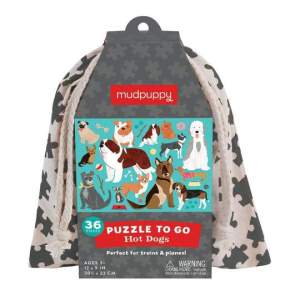 Hot Dogs Puzzle To Go
