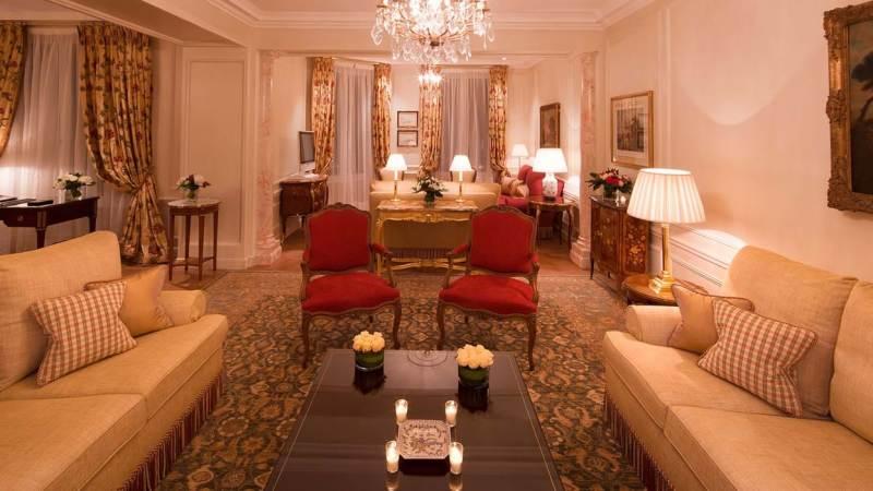 Le Bristol Paris – an Oetker Collection Hotel, Paris, France
