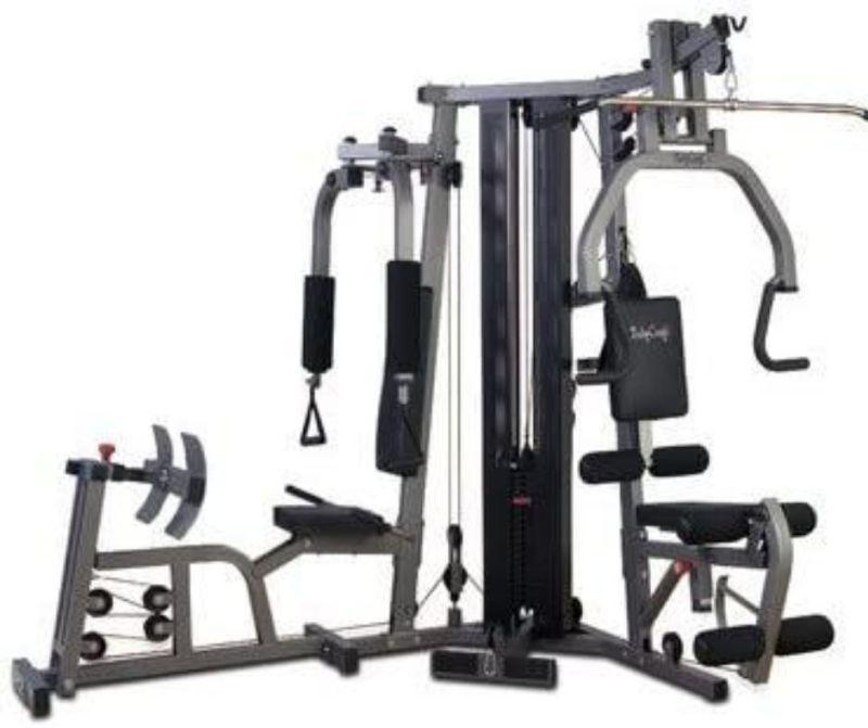 Bodycraft Galena Pro Home Gym Leg Press