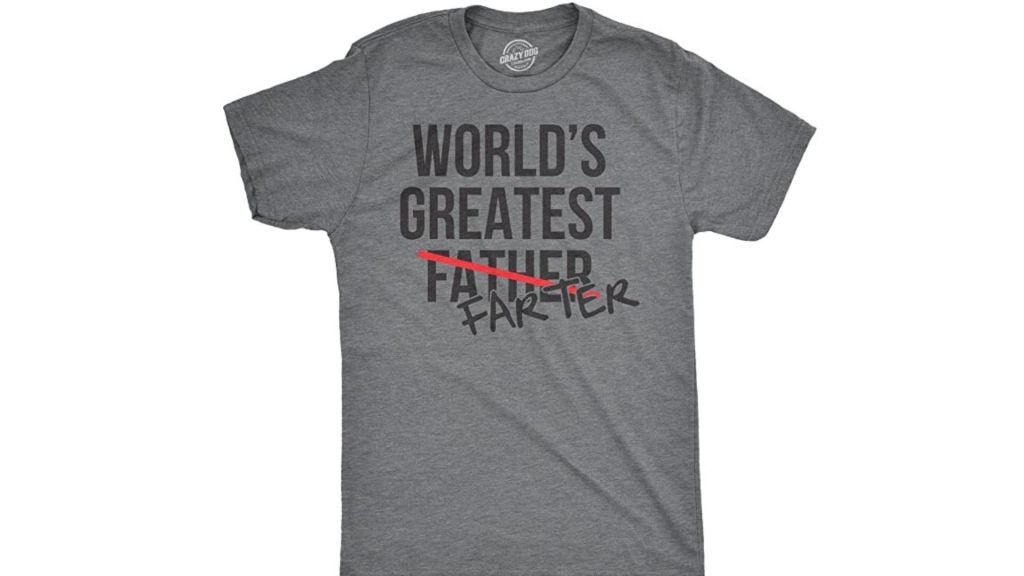 Father's Day Gag Gift Ideas
