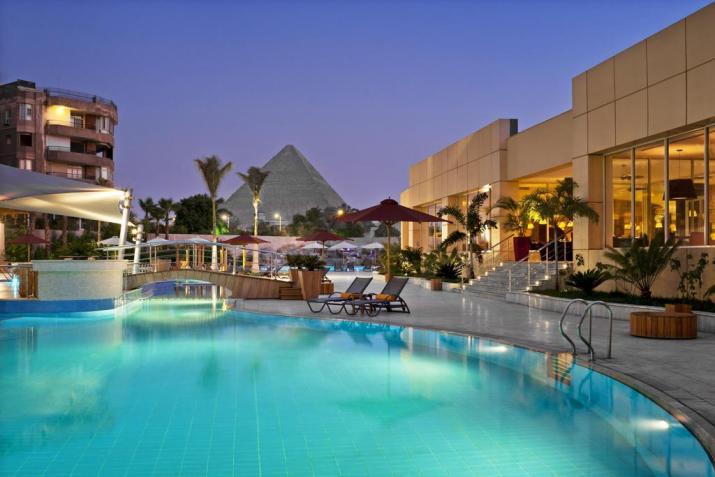Le Méridien Pyramids Hotel & Spa, Egypt