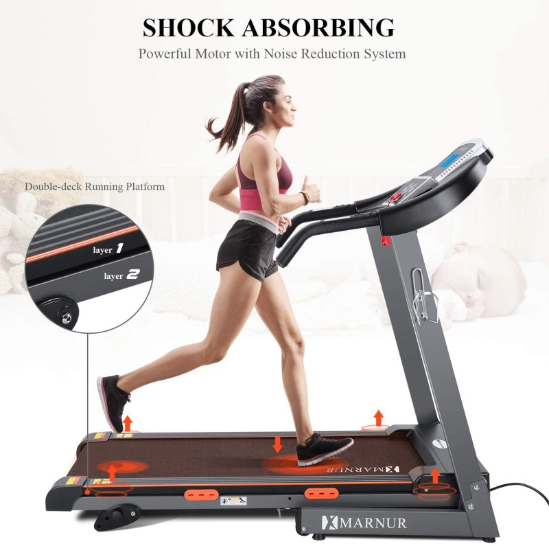 7 Great folding Treadmills Under $500 For Your Home Gym