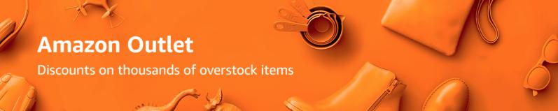 Amazing Amazon Shopping Tips: Amazon outlet