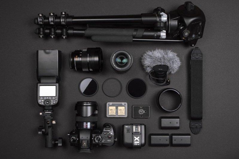 vlogging Youtuber camera gear