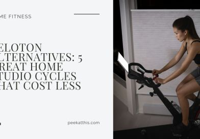 Peloton Alternatives: 5 Great Home Studio Cycles That Cost Less