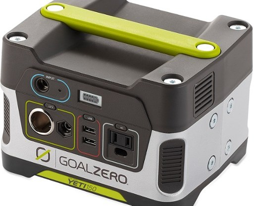 Goal Zero Yeti 150 Portable Power Generator