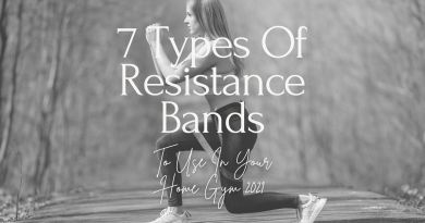 7 Types Of Resistance Bands
