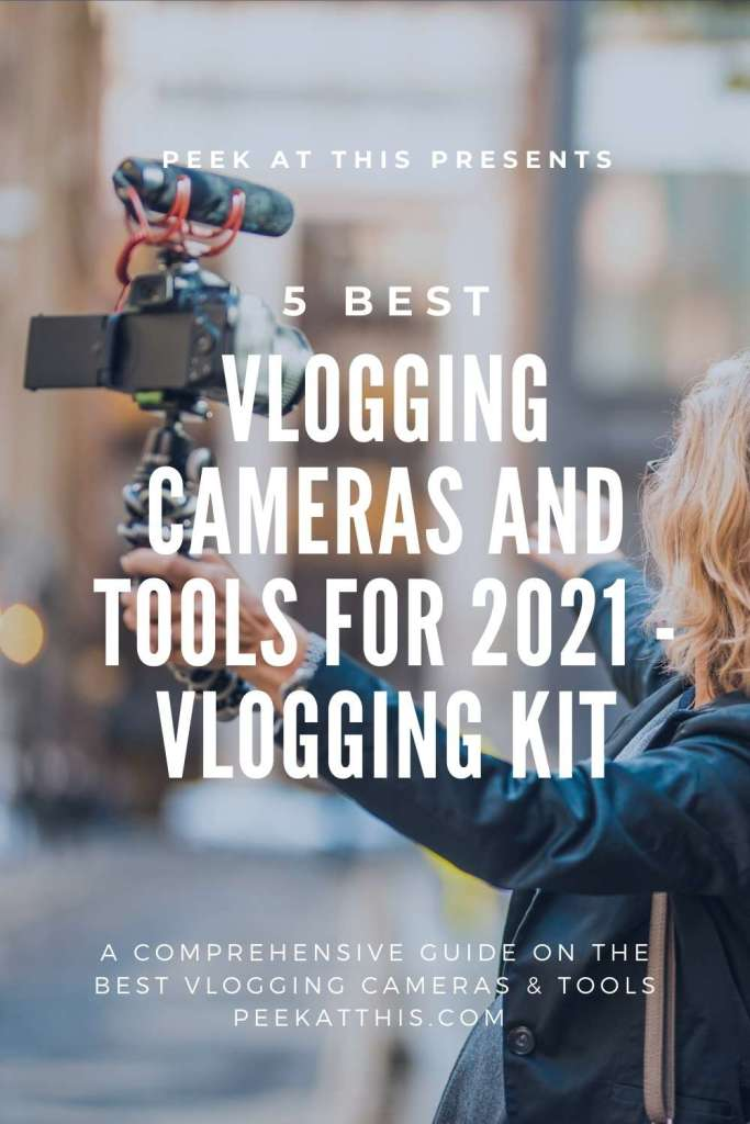 5 Best vlogging cameras and tools