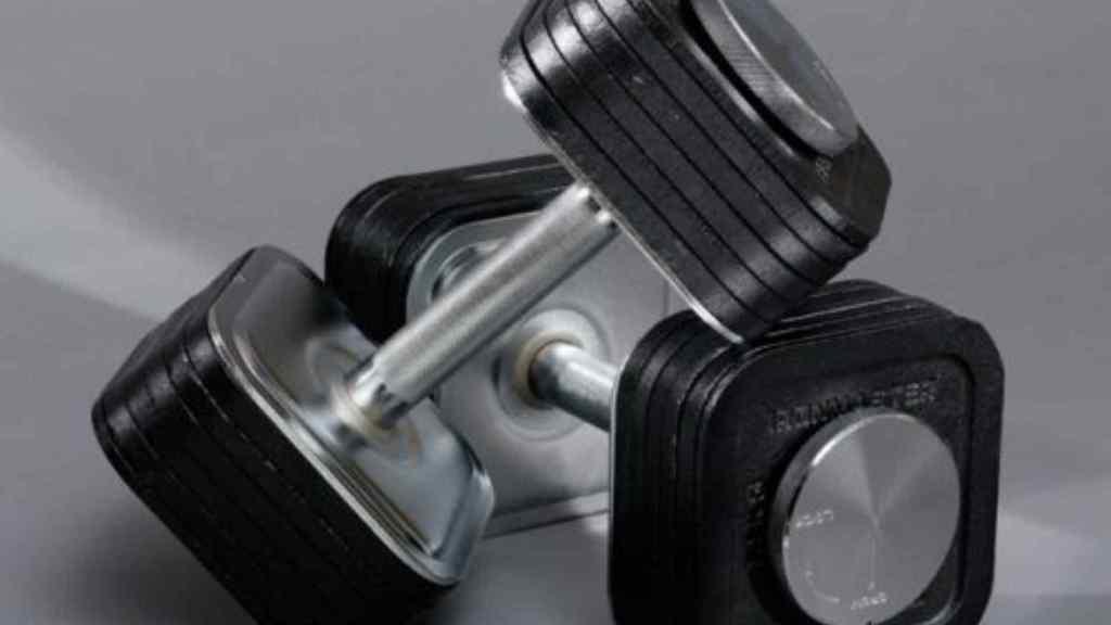 Ironmaster 75 LB Quick-Lock Dumbbell Set