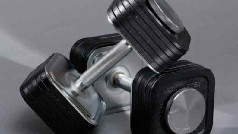 Ironmaster 75 LB Quick-Lock Dumbbell Set