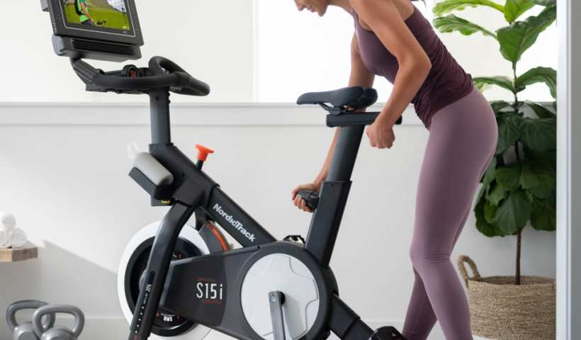 Nordictrack S15i Studio Cycle vs Nordictrack S22i Studio Cycle