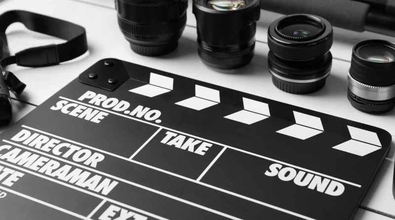 One person film crew