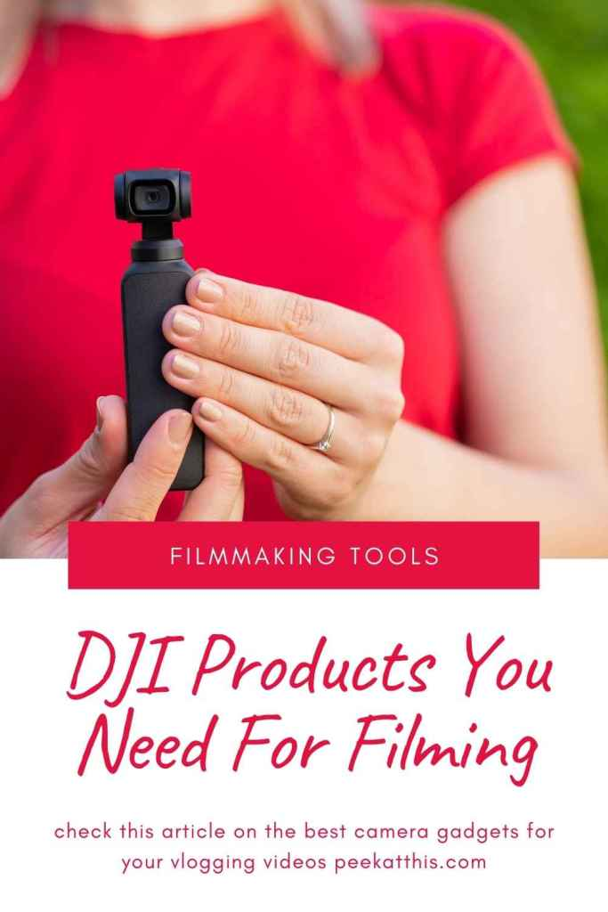3 Awesome Dji Products Filmmakers Should Have In Their Filmmaking Kit