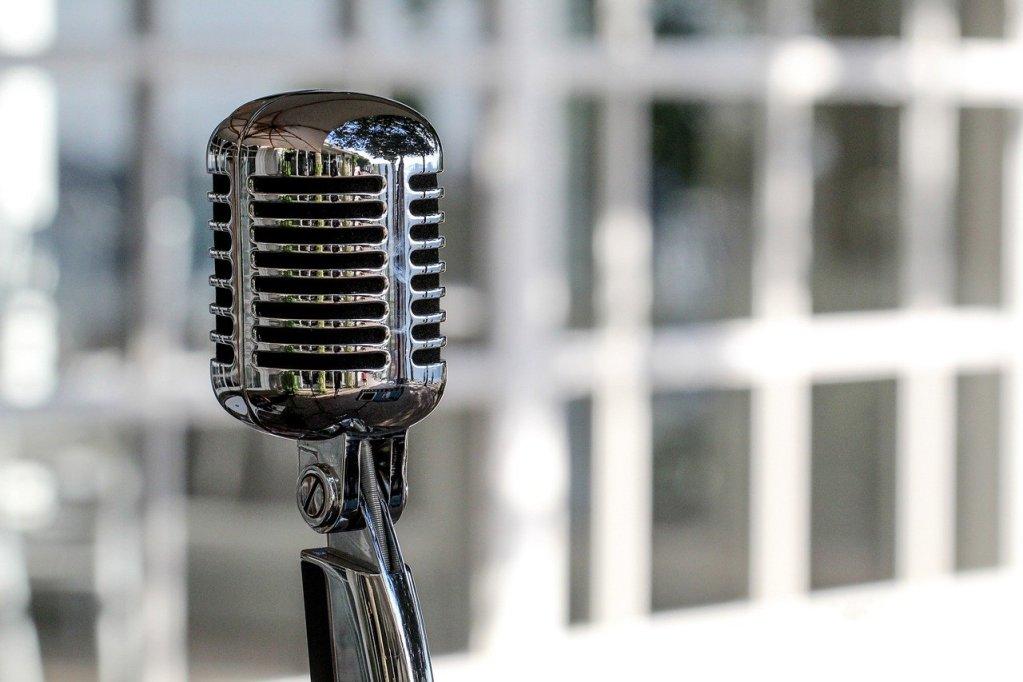vlogging microphone