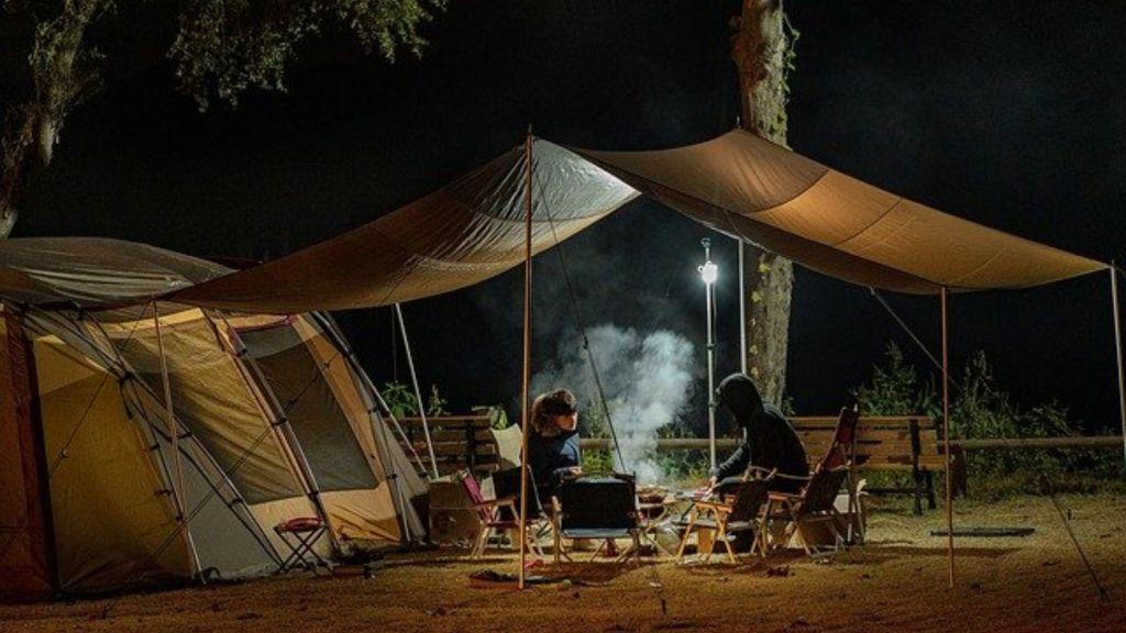 camping gear list