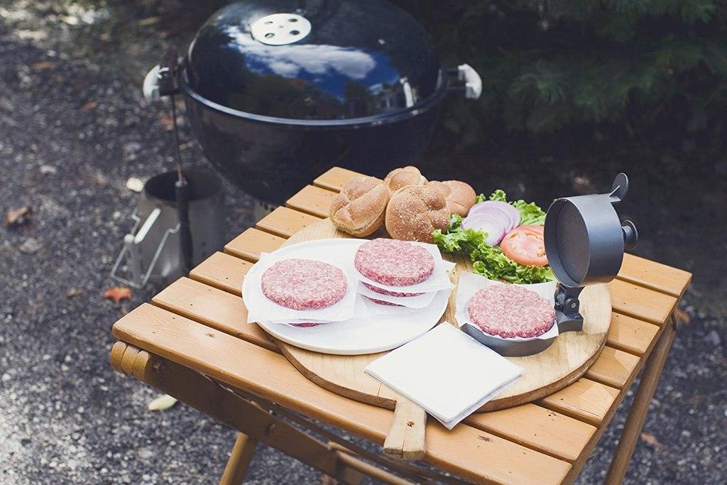 Backyard bbq products