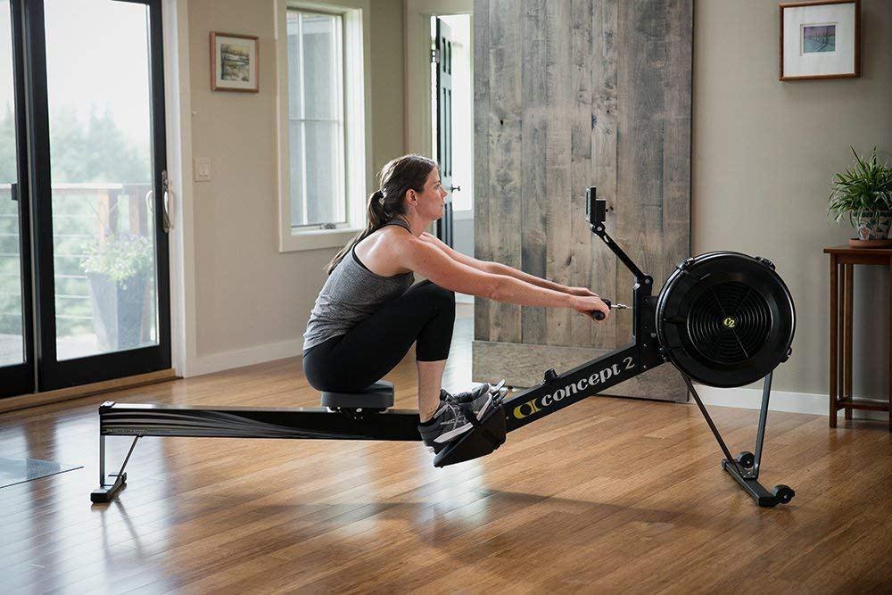 Concept2 Model D Indoor Rowing Machine With PM5