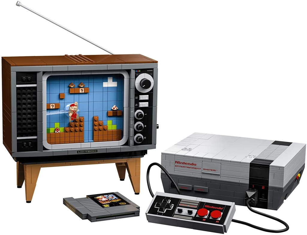 LEGO Nintendo Entertainment System