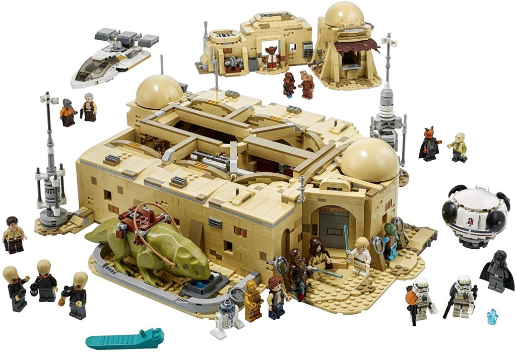 LEGO Star Wars: A New Hope Mos Eisley Cantina 75290 Building Kit