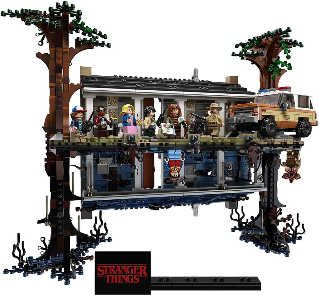 The Upside Down from Stranger Things