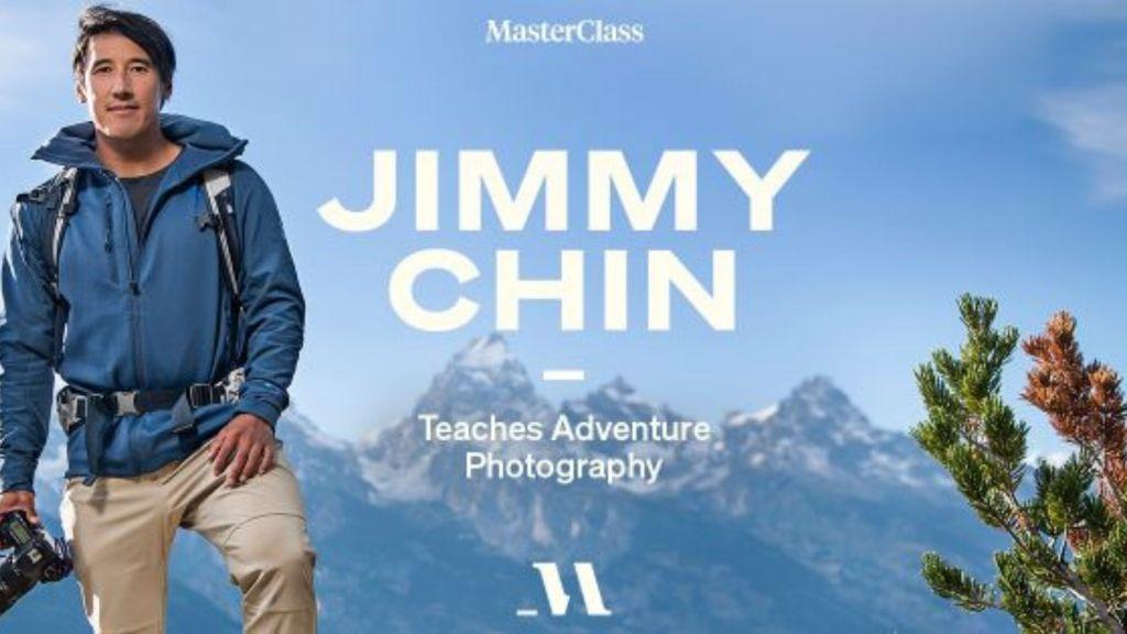 jimmy chin masterclass