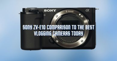 the new Sony ZV-E10 vlogging camera
