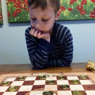 checkers master