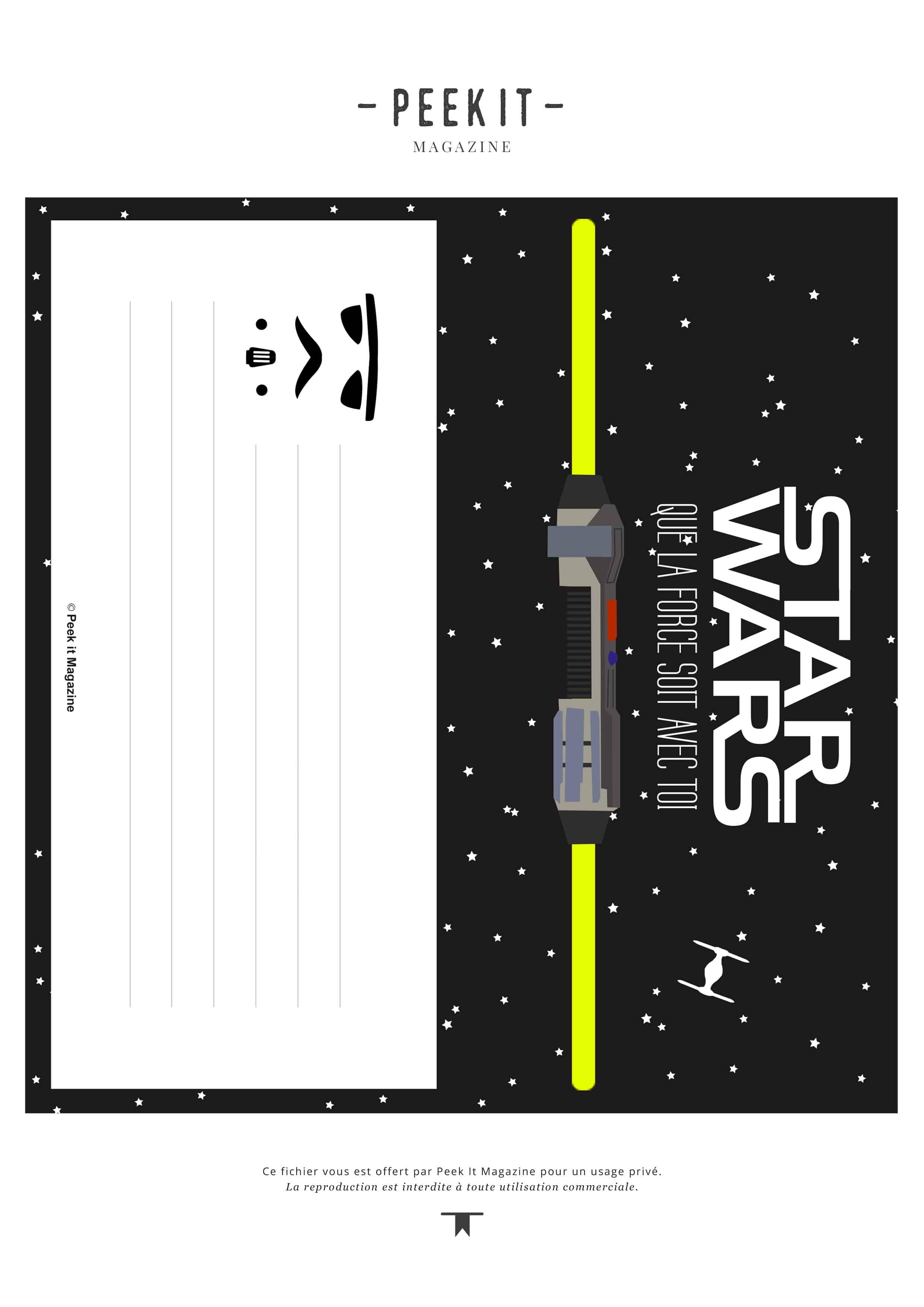 invitation star wars peekitmagazine