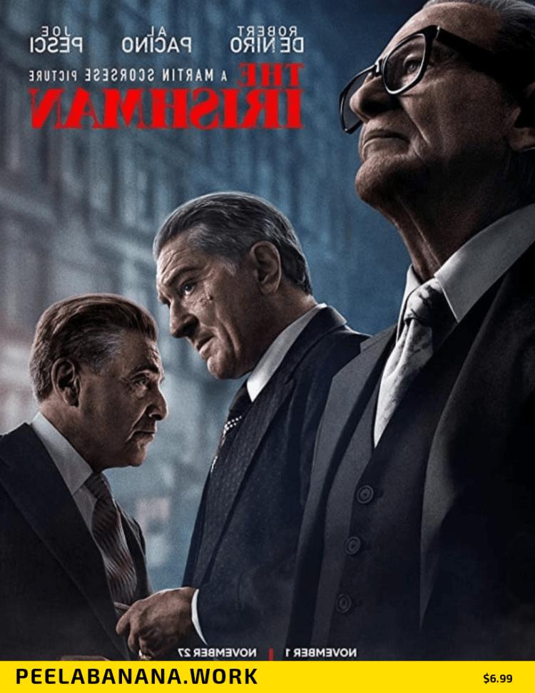 アイリッシュマン(2019)