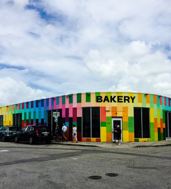 Wynwood Miami 2017 bakery