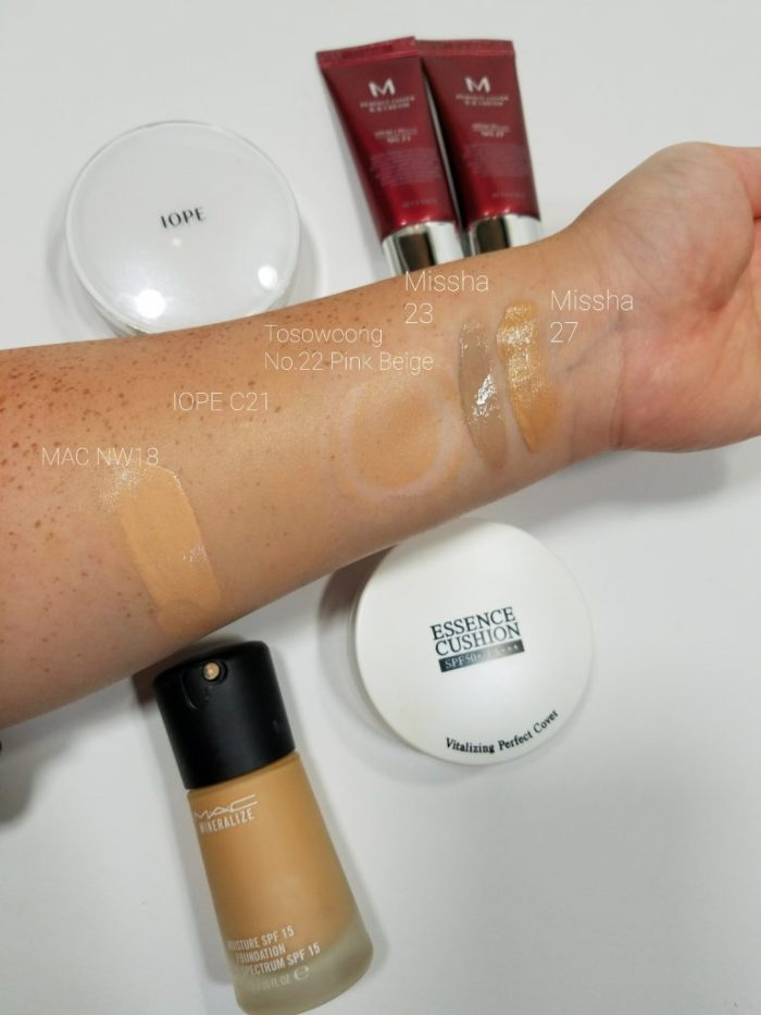 unblended application