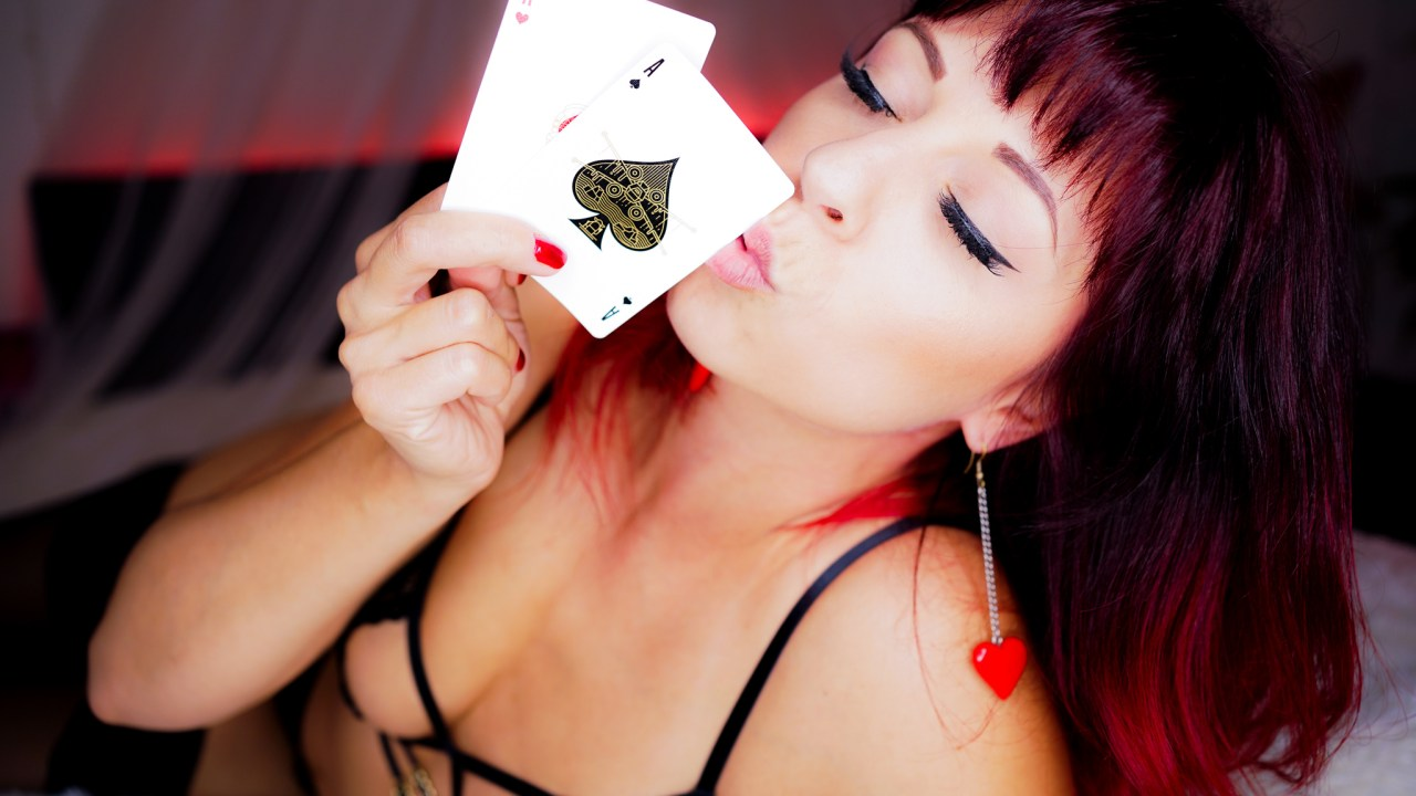 Mel Kush Poker Set