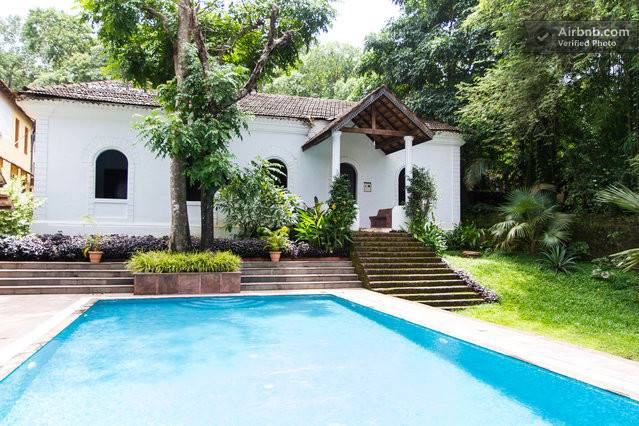 portugese villa