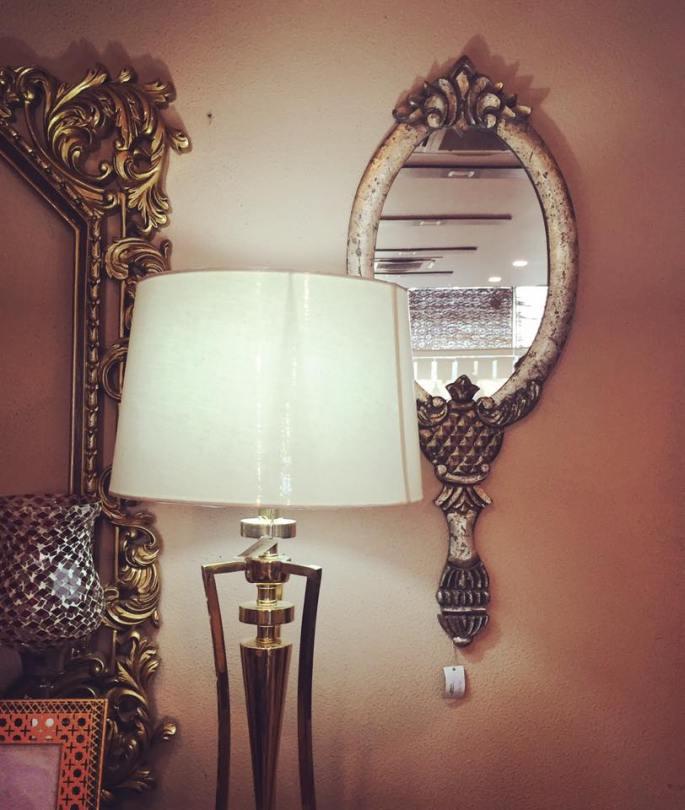 Glimpsess mirrors