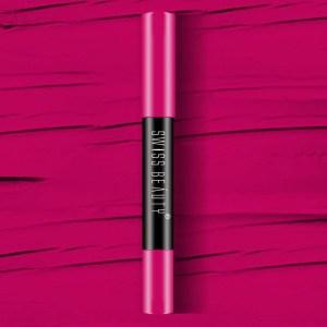 Swiss Beauty 12hrs. Stay- Matte Crayon Lipstick