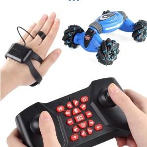 Gesture Control RF Car