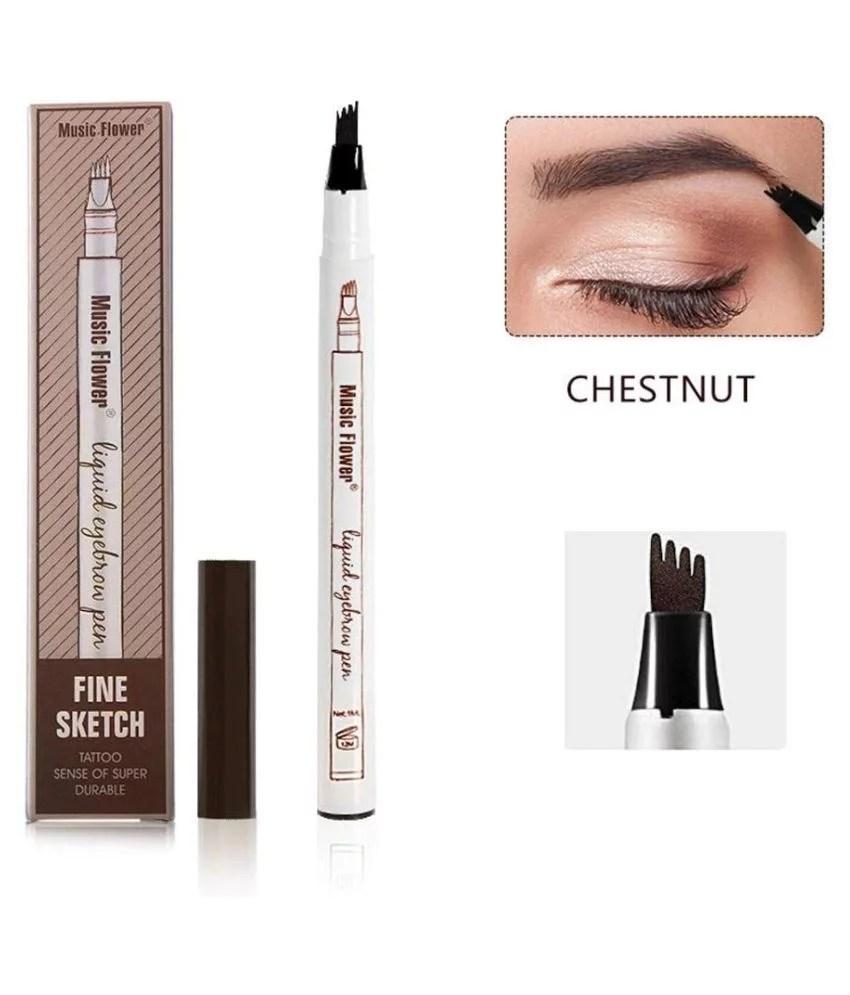 Chestnut Microblading Eyebrow Filler