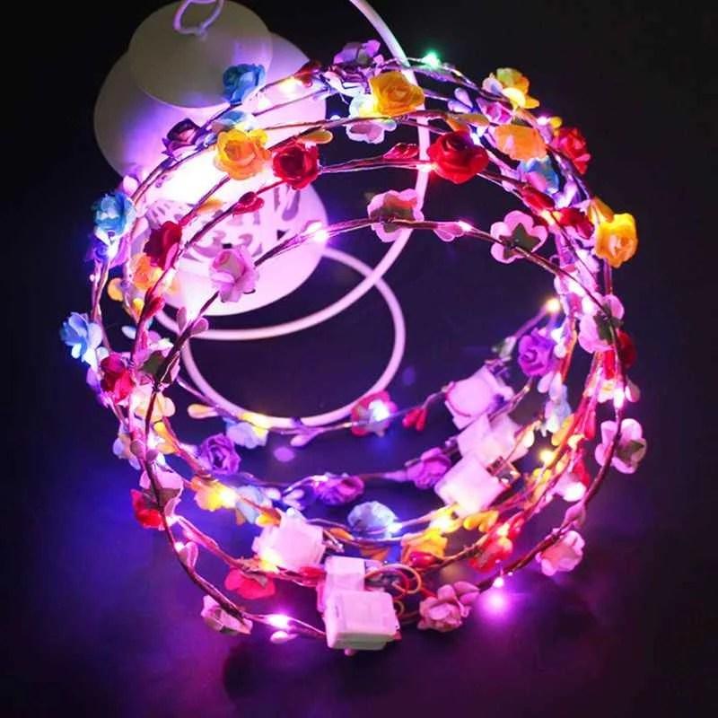 LED Tiara