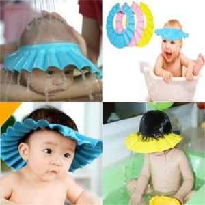 Baby Bathing Shower Cap