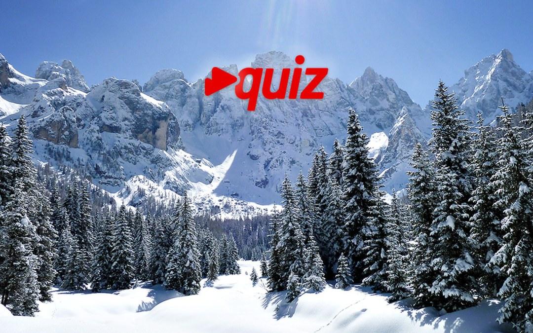 Quiz: Wie gut kennst du Südtirol, Tirol und dasTrentino?
